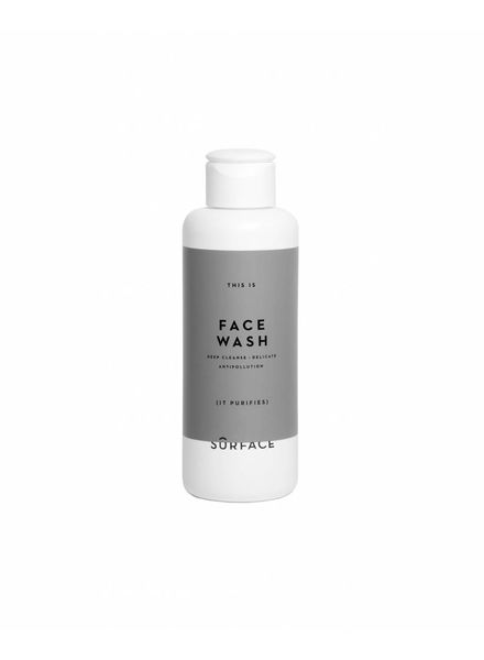 Surface Face wash