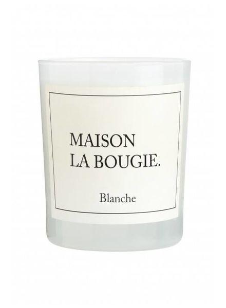 Maison La Bougie Maison la bougie - Blanche