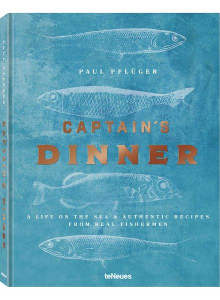 TeNeues Captain's Dinner by Paul Pflüger