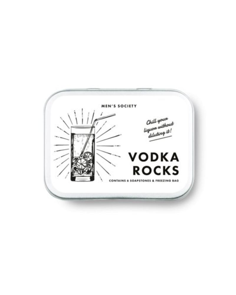 Men's Society Vodka Rocks