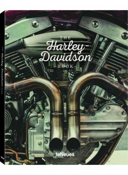 TeNeues Harley - Davidson book
