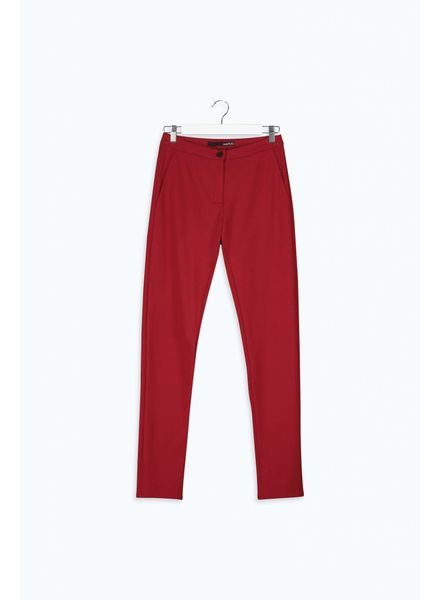 StudioRuig Trousers Botje - Thick Jersey - Terra
