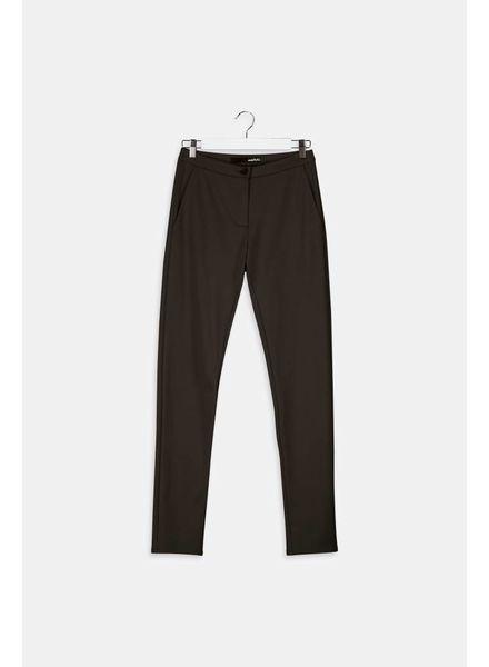 StudioRuig Trousers Botje - Heavy Jersey - Black