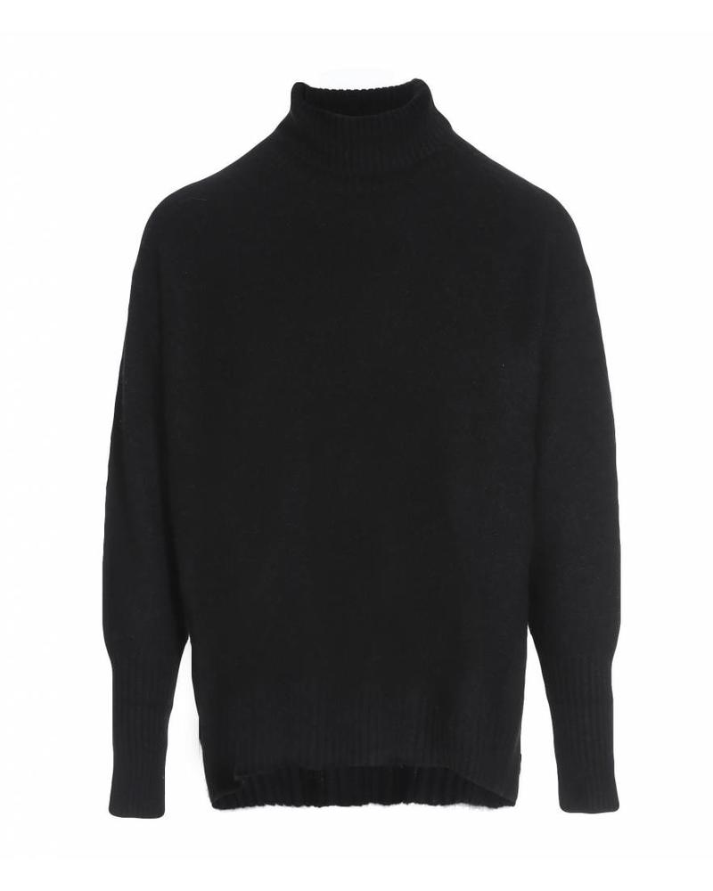 CT Plage Cashmere knitted pullover - Black