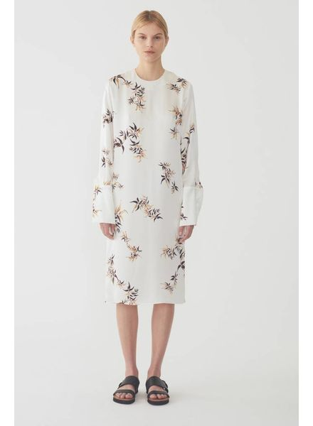 Matin Bamboo Print wide Cuff dress