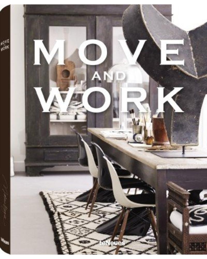 TeNeues Malene Birger, Travel and Work