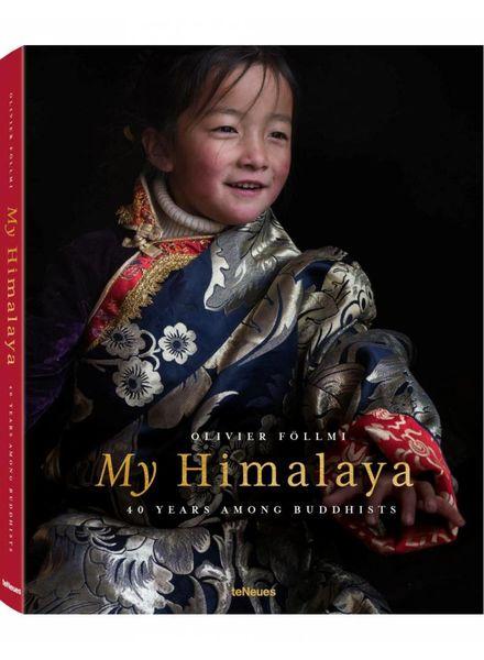 TeNeues My Himalaya, 40 years among Buddhists