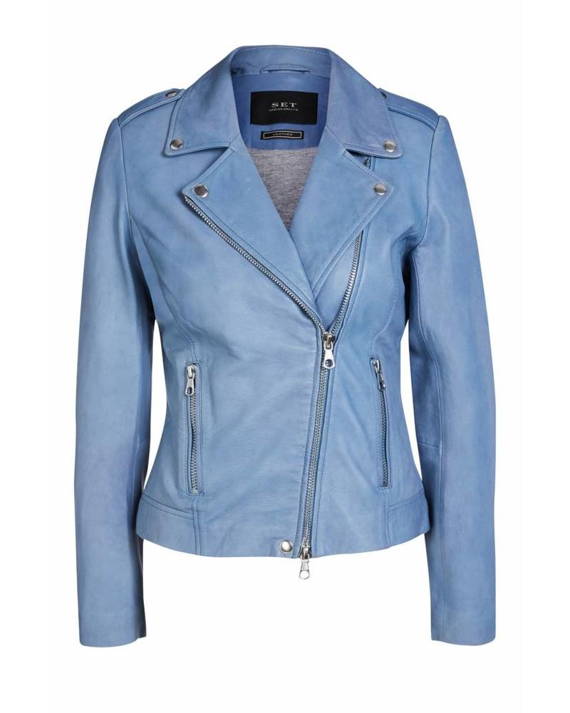 SET Leather Jacket - Infinity