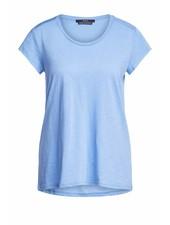 SET Basic T-shirt - Bel air blue