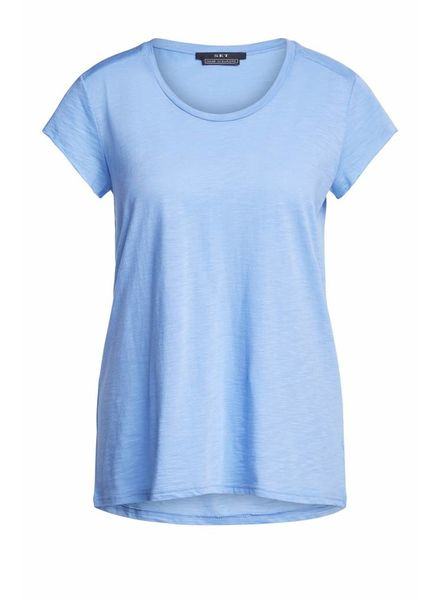 SET Basic T-shirt - Bel air blue