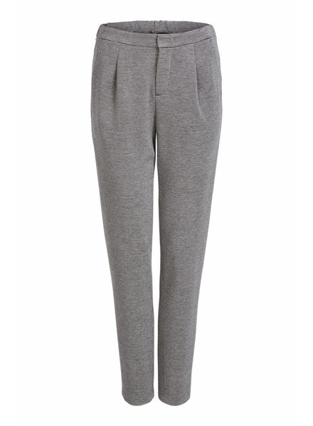 SET Pants with stripe - Grey