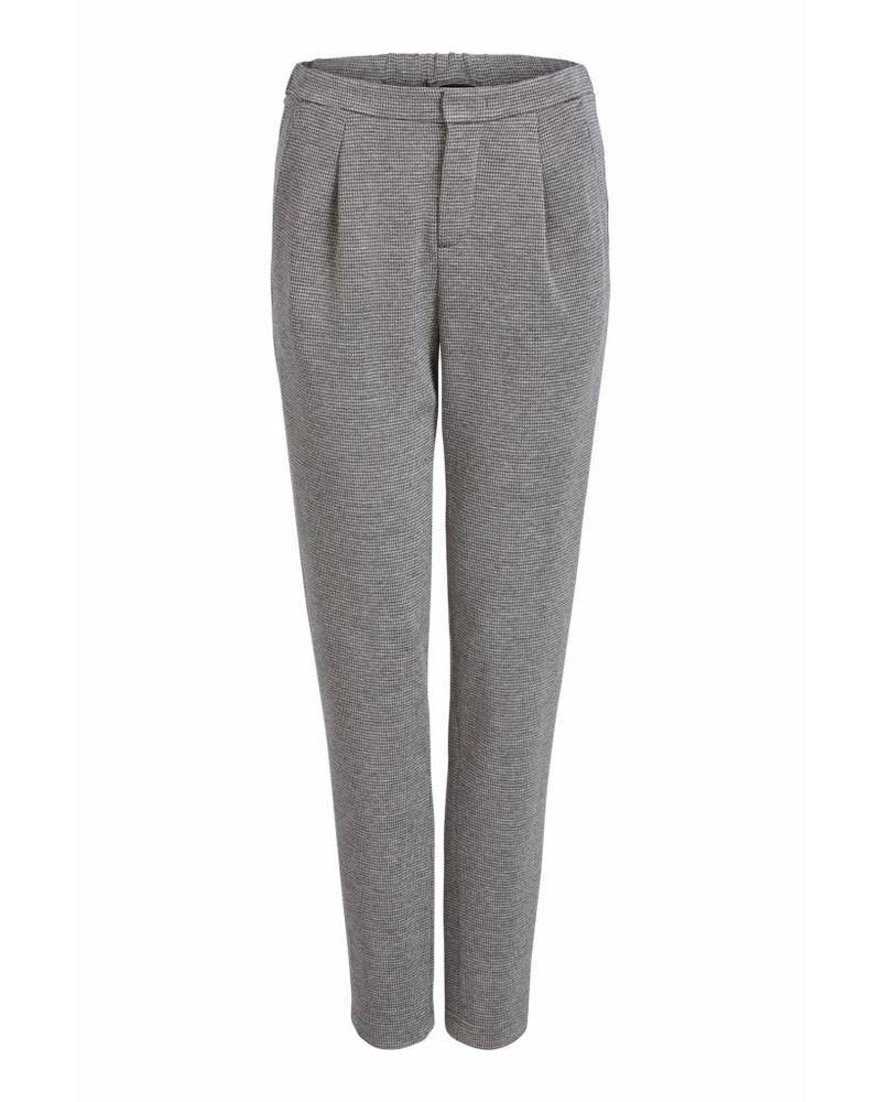 SET Pants with stripe - Grey