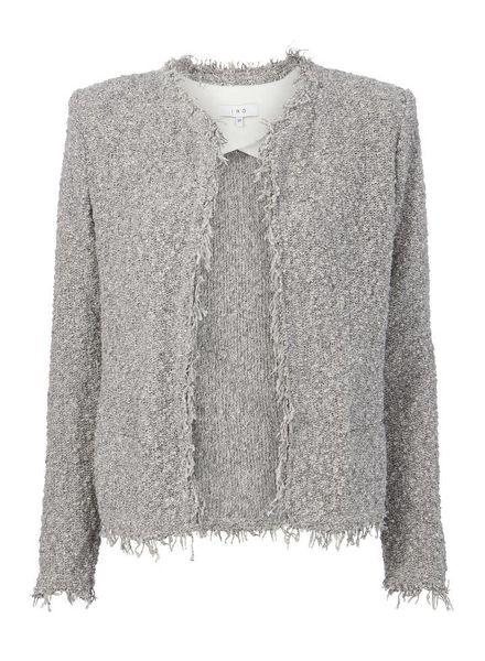 Iro Shavanix jacket - Light grey
