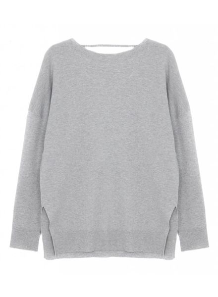 Iro Durson sweater - Light Grey