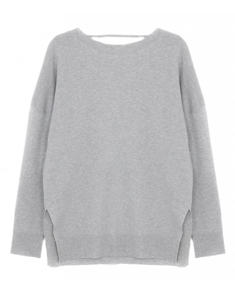 Iro Durson sweater - Light Grey