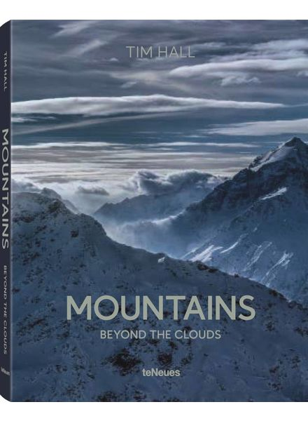 TeNeues Mountains beyond the clouds, Hall Tim