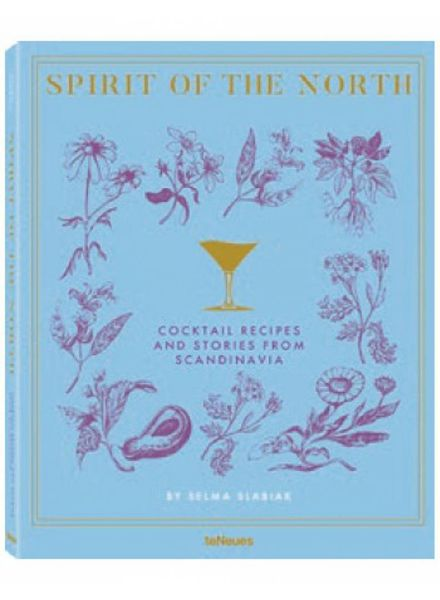 TeNeues Spirit of the North: Cocktail recipes & stories