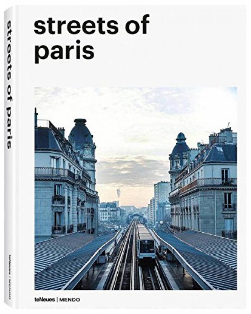 TeNeues Streets of Paris