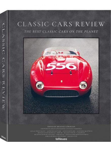 TeNeues Classic cars review: The best classic cars on the planet