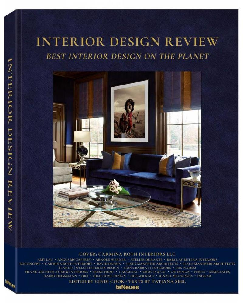 TeNeues Living in style: Best Interior design on the planet