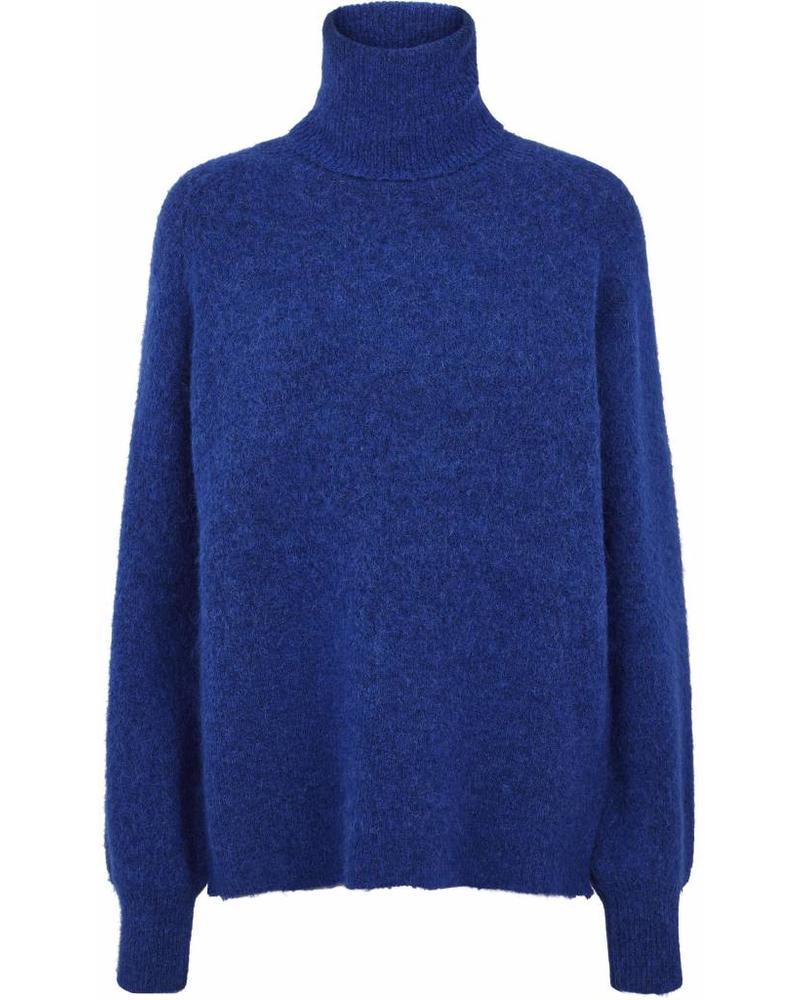 Just Female Blair knit -  Blue surf