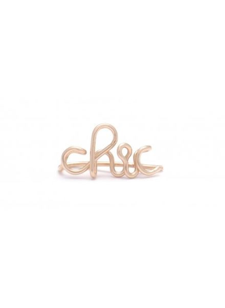 "Atelier Paulin Earcuff ""Chic"" - 14k yellow"