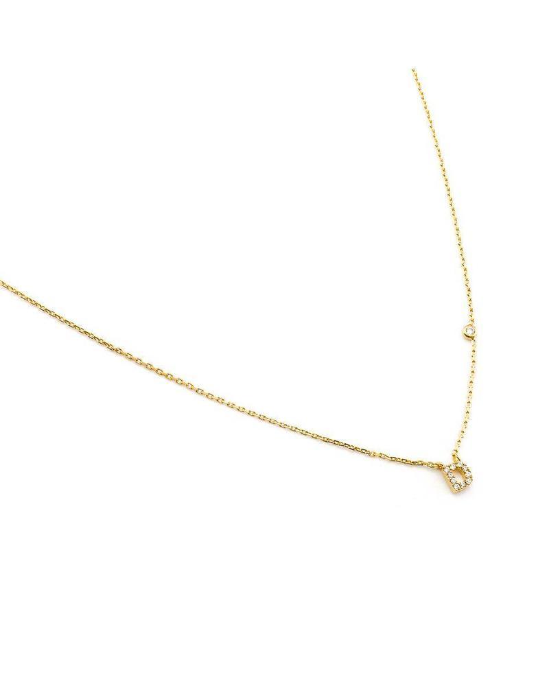 Alfabet necklace