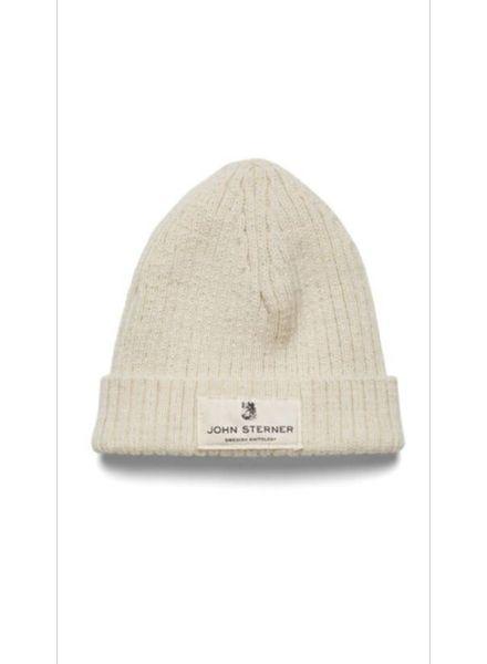 John Sterner Antidote Knit Hat - Ecru