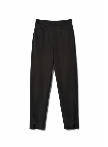 Totême Malta trousers - Black