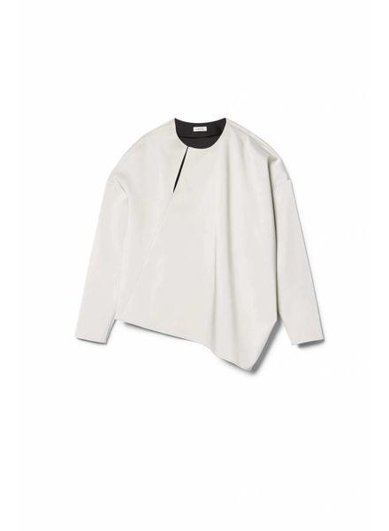 Totême Montbel blouse - Beige