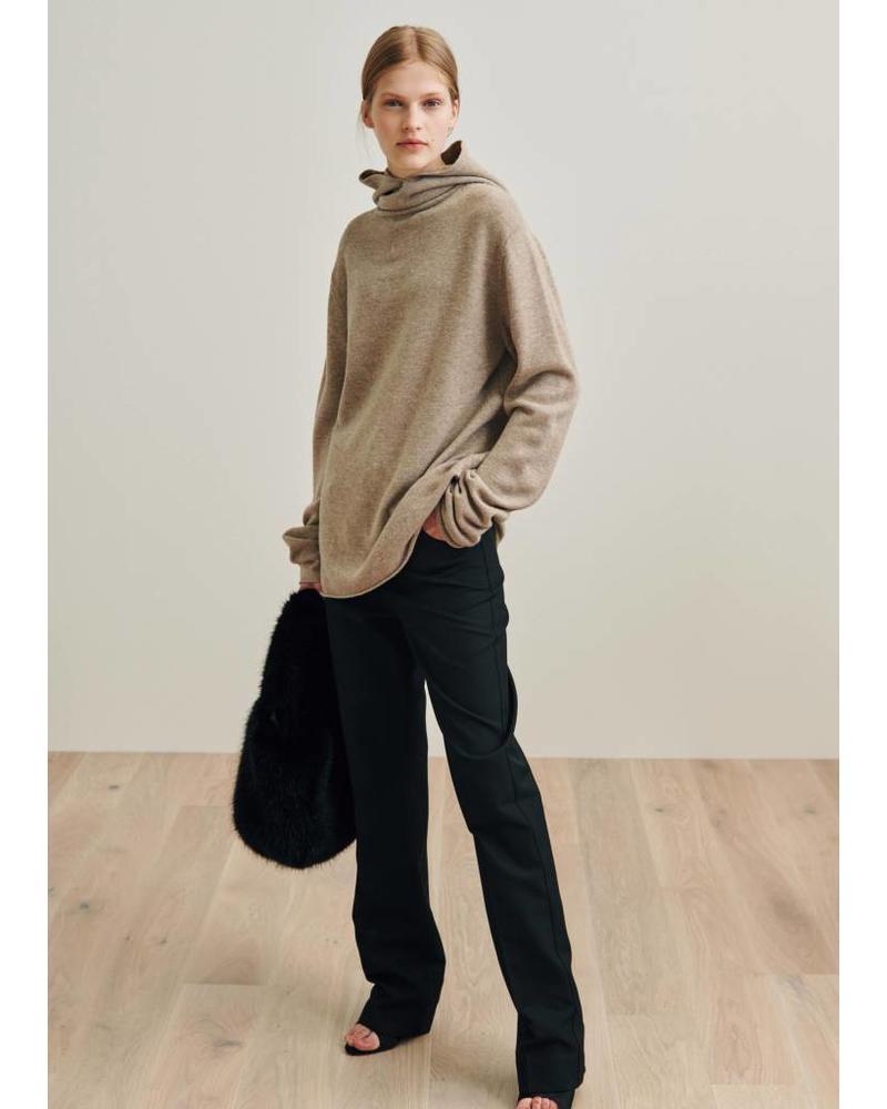 Totême Ellera hoodie - beige