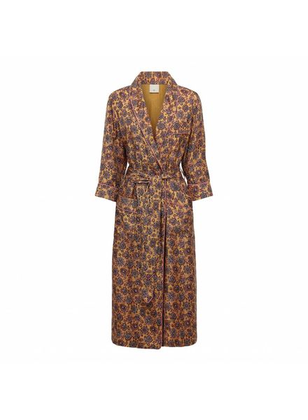 Julie Fagerholt Jules Jacket - Brown Print