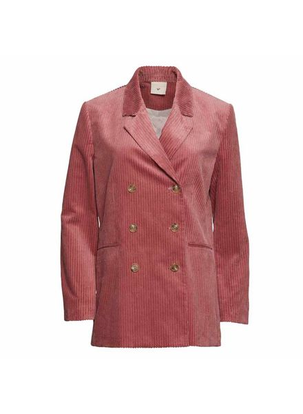 Julie Fagerholt Juno Jacket - Dusty Rose