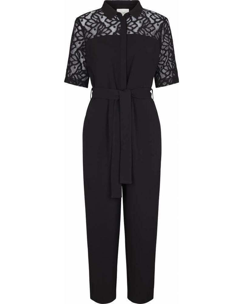 Just Female Cyndi jumpsuit - Black