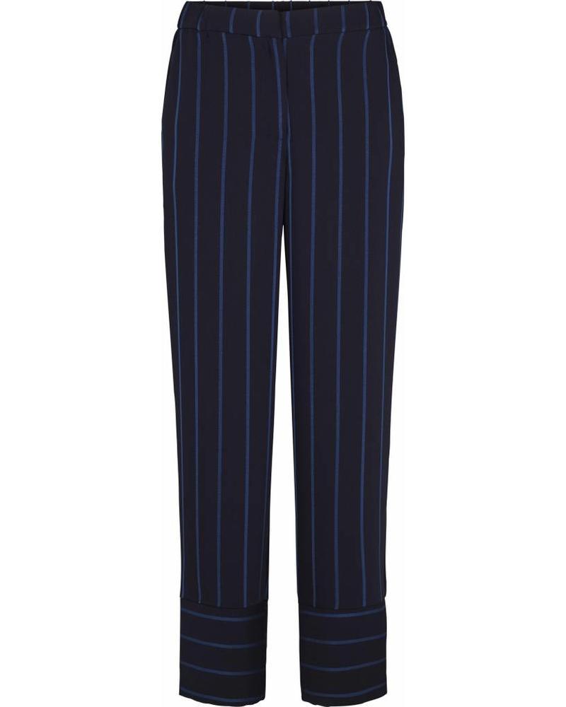 Just Female Melina trousers - Dark Sapphire