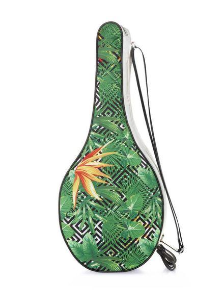 Vieux Jeu Tennis bag - Green