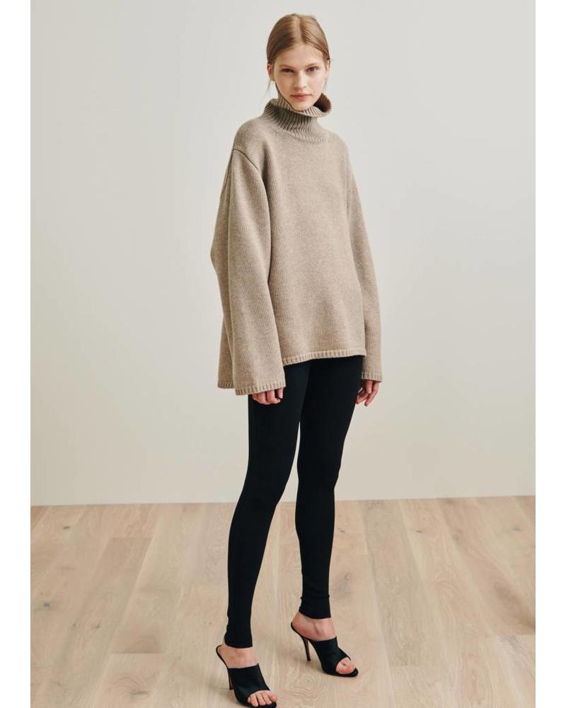 Totême Cambridge knit - Beige Melange
