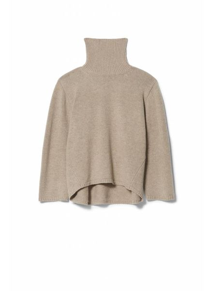 Totême Cambridge knit - Beige Melange