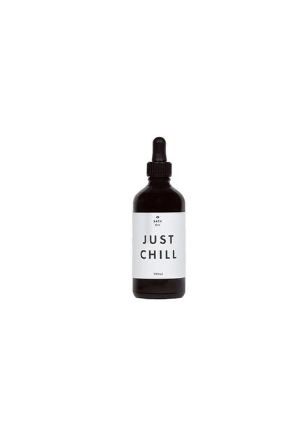 Men's Society Just Chill - Bath Oil 100ml