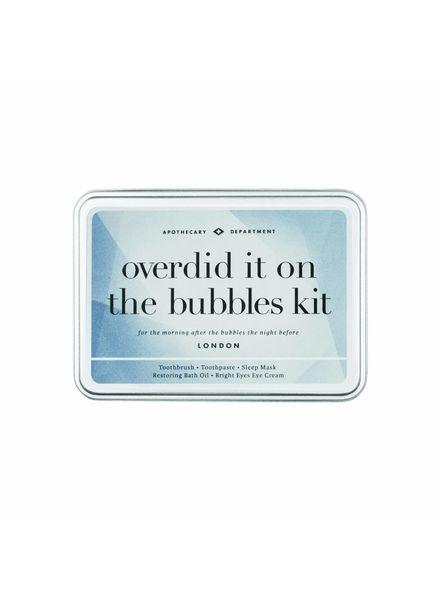 Men's Society Overdid It On The Bubbles Kit