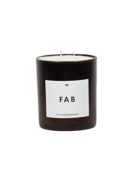 Men's Society Fab Candle
