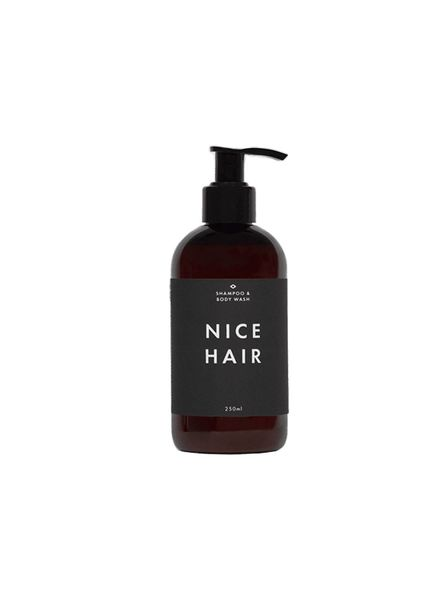Men's Society Nice Hair - Shampoo & Body Wash 250ml