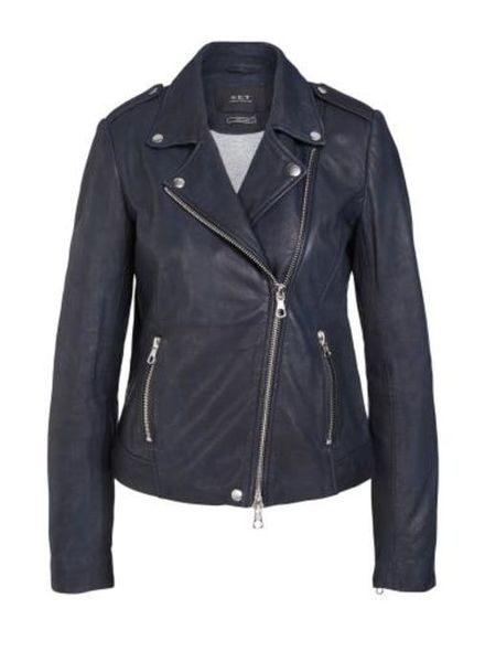 SET Leather Jacket - Nightsky
