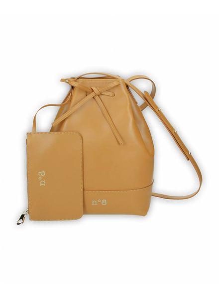 N°8 Antwerp Bucket bag - Cuero