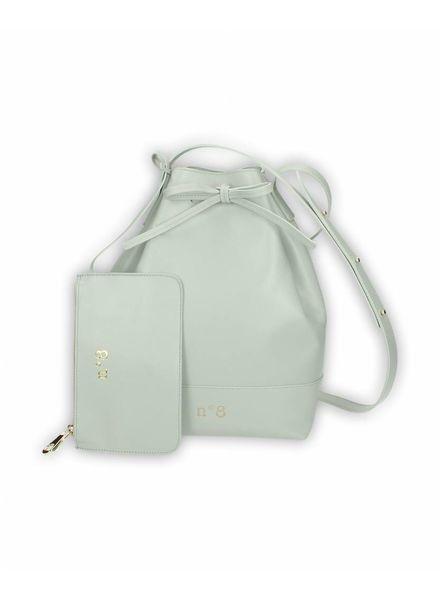 N°8 Antwerp Bucket bag - Perla