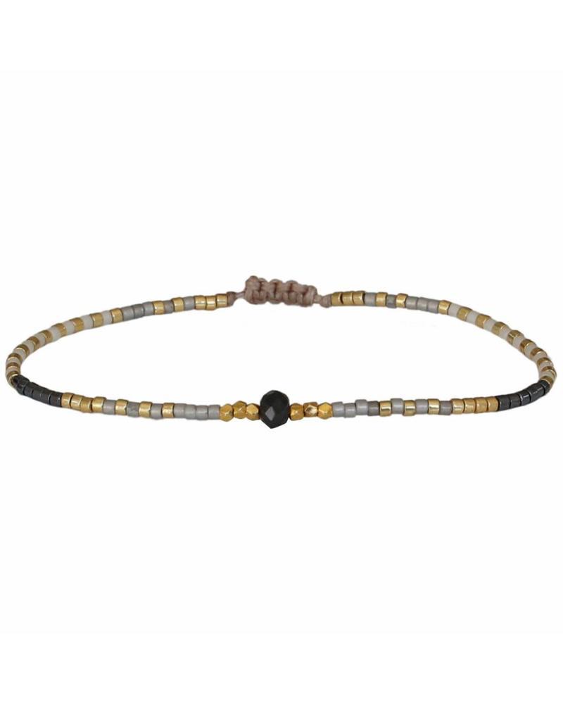 Semi precious bracelet - Spinel