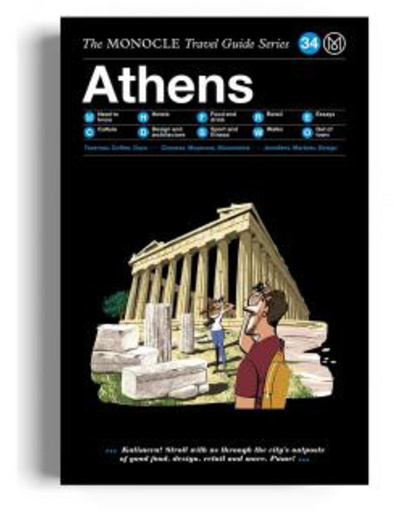 The Monocle Travel Guide Series : Athens