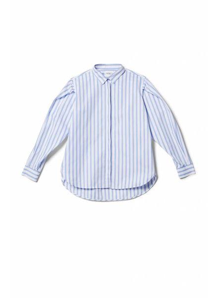 Totême Priola - Light Blue Stripe