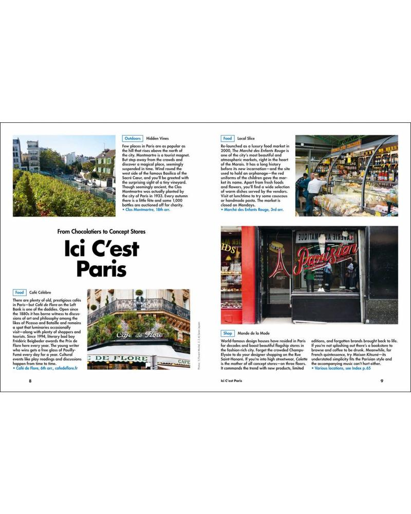 Lost In LOST iN: Paris