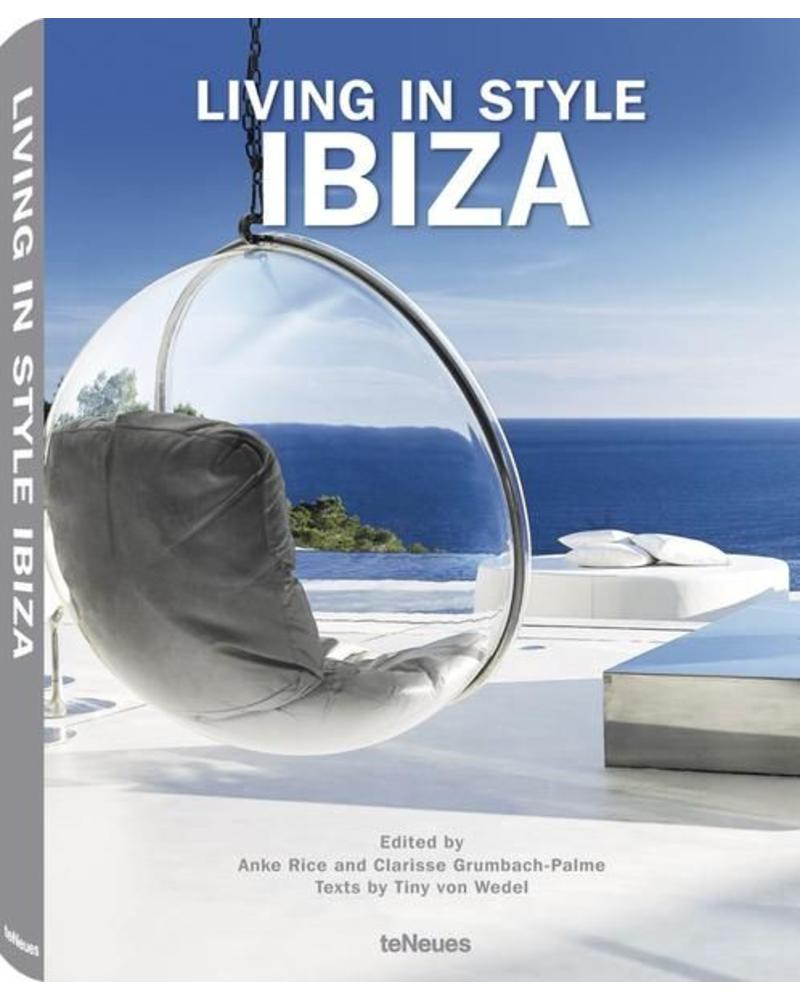 TeNeues Living in style : Ibiza